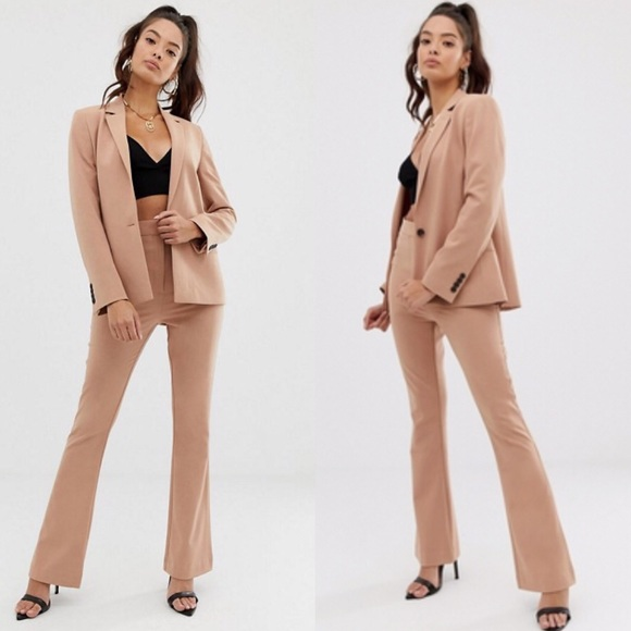 ASOS Jackets & Blazers - 📸 Asos ❉ Chic Workwear Suit Blazer Jacket ❉ Tan
